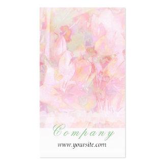 PinkTulips Elegance Business Card