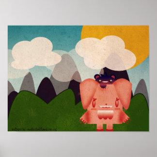 Pinku Eifi Poster