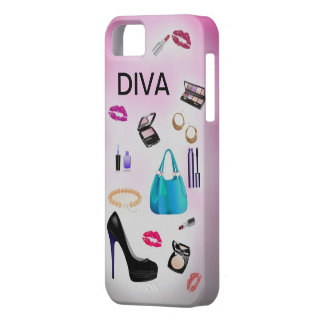 Pinky Girly fashion iphone5 case Barely There iPhone 5 Case