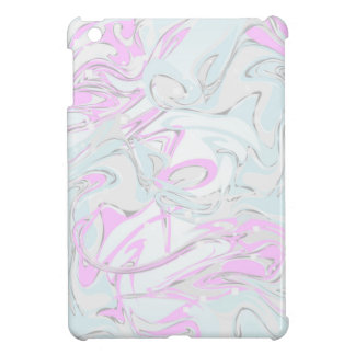 Pinky marble texture for trendy girls iPad mini case