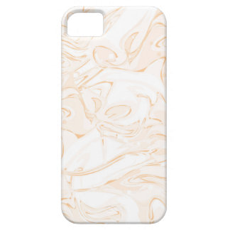 Pinky marble texture for trendy girls iPhone 5 cover