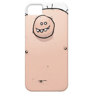 Pinky Monster Weirdo Cartoon Character Barely There iPhone 5 Case
