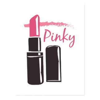 Pinky Postcard