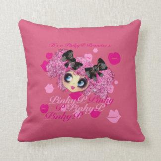 Pinky Promise BFF gifts with Kawaii PinkyP Cushion