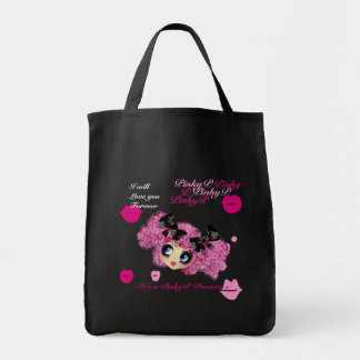 Pinky Promise Gifts for BFF with PinkyP Kawaii Tote Bag