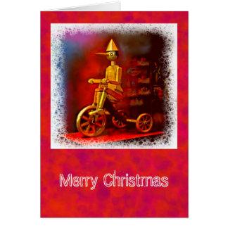 Pinoccchio card