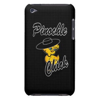 Pinochle Chick #4 iPod Touch Case