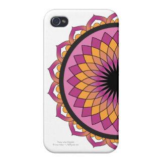 Pinora Lotus Mandala iPhone 4 Covers