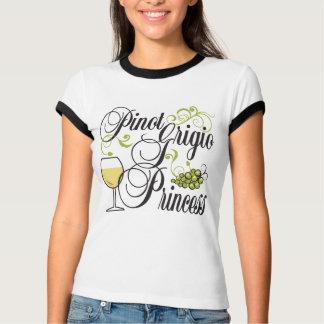 Pinot Grigio Princess Tshirts