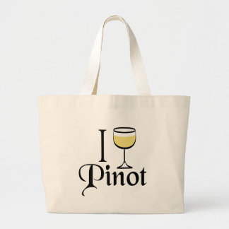 Pinot Grigio Wine Lover Gifts Tote Bags