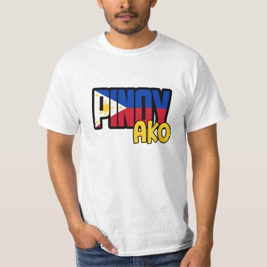 9937cb734c Pinoy Ako T-Shirts - Filipino Shirts | Zazzle.co.uk