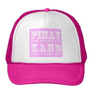 Pinoy-Kano Womens Cap