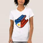 Pinoy Shocker Badge T-shirt