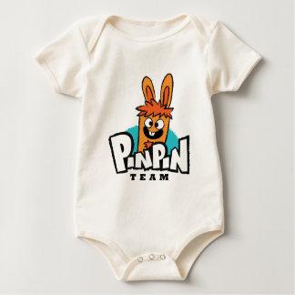 PINPIN TEAM BABY BODYSUIT