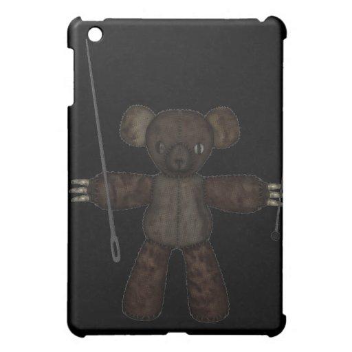 Pins & Needles 3D Bear iPad Mini Case