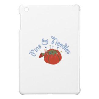 Pins & Needles iPad Mini Covers