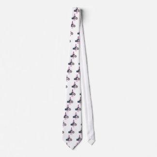 Pinstripe Motorcycle Tie