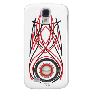 Pinstripe Speck® Fitted™ Hard Shell Case for iPhon Galaxy S4 Cover