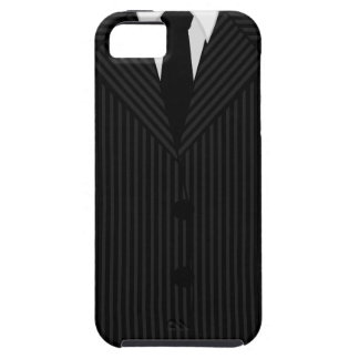 Pinstripe Suit and Tie Classy iPhone 5 Vibe Case iPhone 5 Case