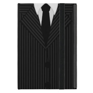 Pinstripe Suit and Tie iPad Mini Powis iCase Cover