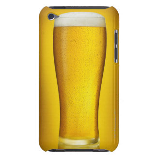 Pint of beer with spritz iPod touch cover