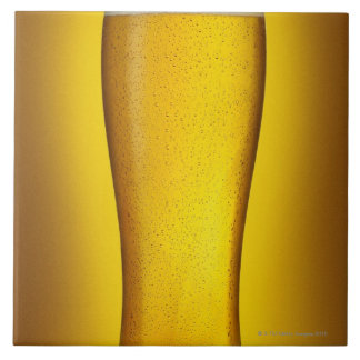Pint of beer with spritz tile