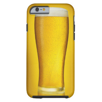 Pint of beer with spritz tough iPhone 6 case