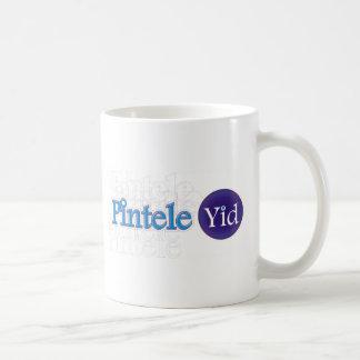 Pintele Yid Basic White Mug