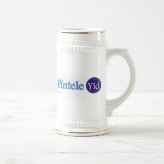 Pintele Yid Beer Stein