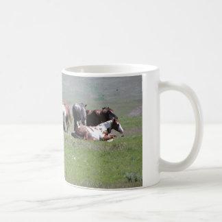 Pinto Herd, South Dakota Coffee Mug