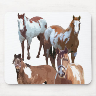 Pintos And Paints mousepad