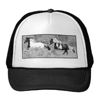 Pintos Galloping, Customizable Trucker Hats