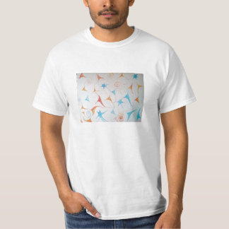 pintura abstracto naive T-Shirt