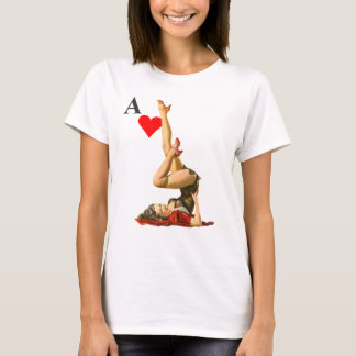 Pinup Ace T-Shirt