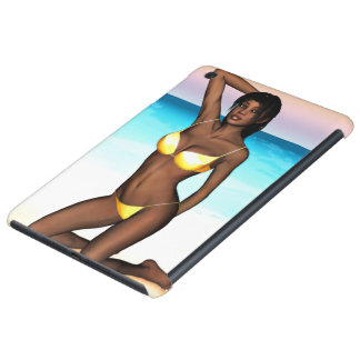 PinUp Girl Denise iPad Mini Covers