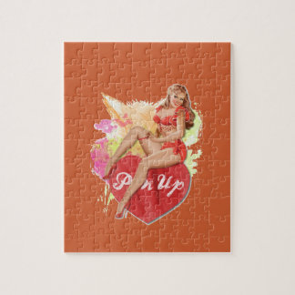 Pinup Heart Puzzles