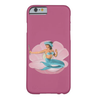 Pinup mermaid barely there iPhone 6 case