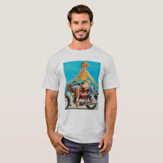 Pinup Motorcycle T-Shirt