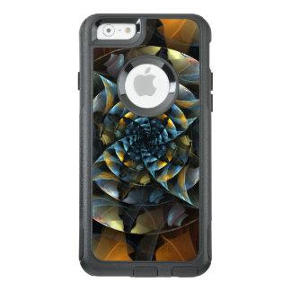 Pinwheel Abstract Art Commuter OtterBox iPhone 6/6s Case