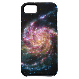 Pinwheel Galaxy Spiral Space iPhone 5 Cases