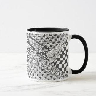 pinwheel mug