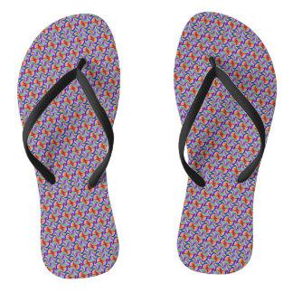 Pinwheel sandals