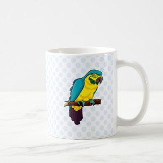 Pio Parrot Coffee Mug