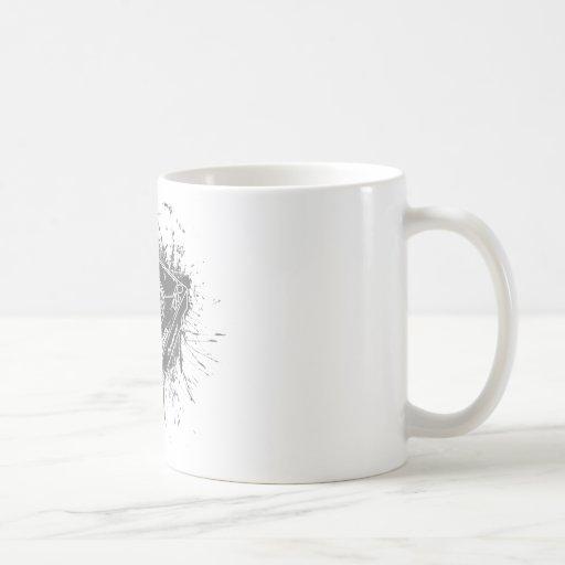 Pioneer CDJ-1000 Graffiti Basic White Mug