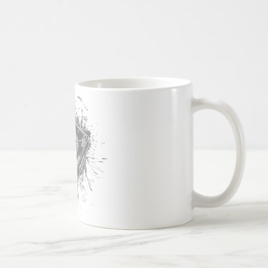 Pioneer CDJ-1000 Graffiti Coffee Mug