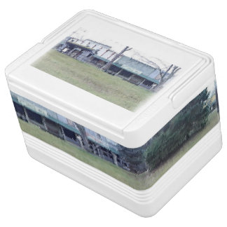Pioneer Digital Oil Art Igloo 12 Can Cooler Igloo Cool Box