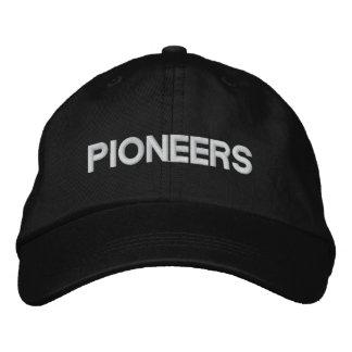 Pioneers Adjustable Cap Embroidered Baseball Caps