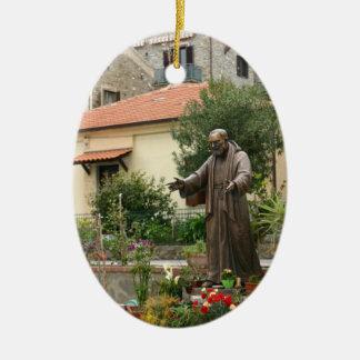 Pioppi, Italy custom ornament