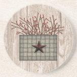 Pip Berry Basket Coaster