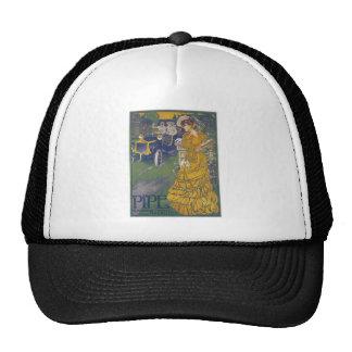 Pipe Mesh Hats
